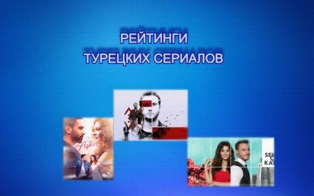 Рейтинги турецких сериалов с 07.06 - 13.06.2021
