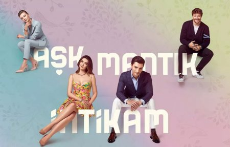 Турецкий сериал: Любовь, расчет, месть / Ask Mantik Intikam (2021)