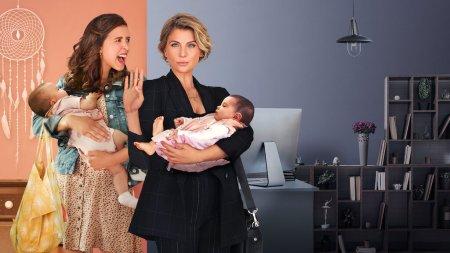 Мексиканский сериал: Мать моей дочери / Madre solo hay dos (2021)