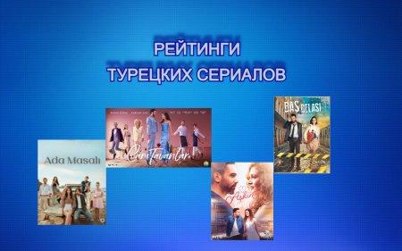 Рейтинги турецких сериалов с 21.06 - 27.06.2021