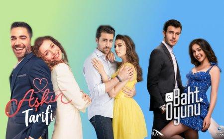 Турецкие романтические комедии на мировом рынке