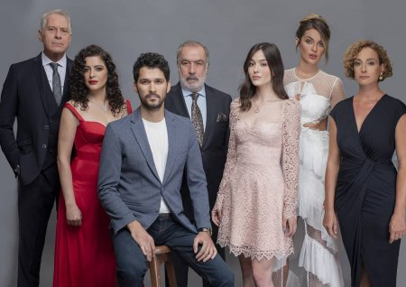 Турецкий сериал: Сломанные жизни / Kirik Hayatlar (2021)