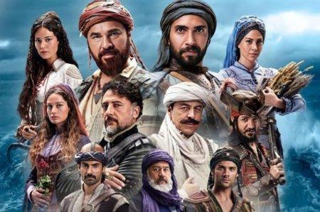 Турецкий сериал: Братья Барбаросса / Barbaroslar (2021)