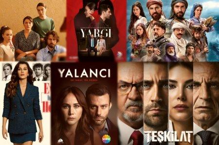 Дата начала турецких сериалов – Осень 2021