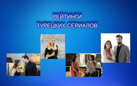 Рейтинги турецких сериалов с 13.09 - 19.09.2021